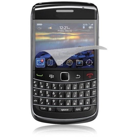 6 Pack - Screen Protector Guard - Blackberry Bold 9700