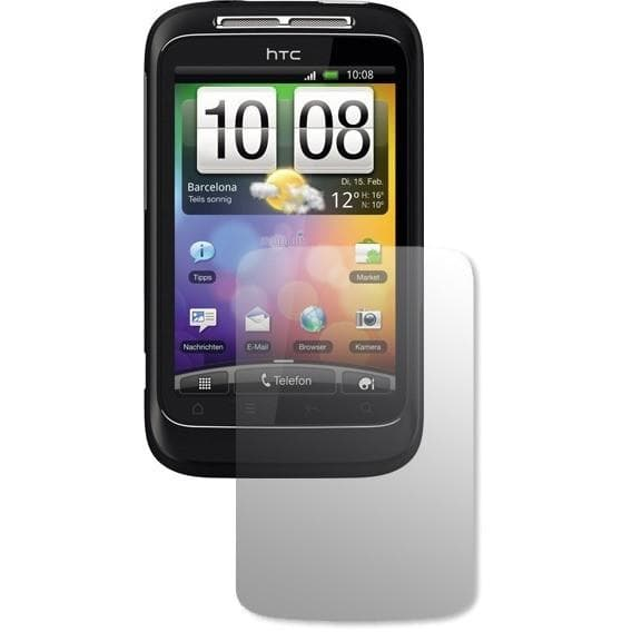 6 Pack - Screen Protector - HTC Wildfire - Quick Mobile Fix