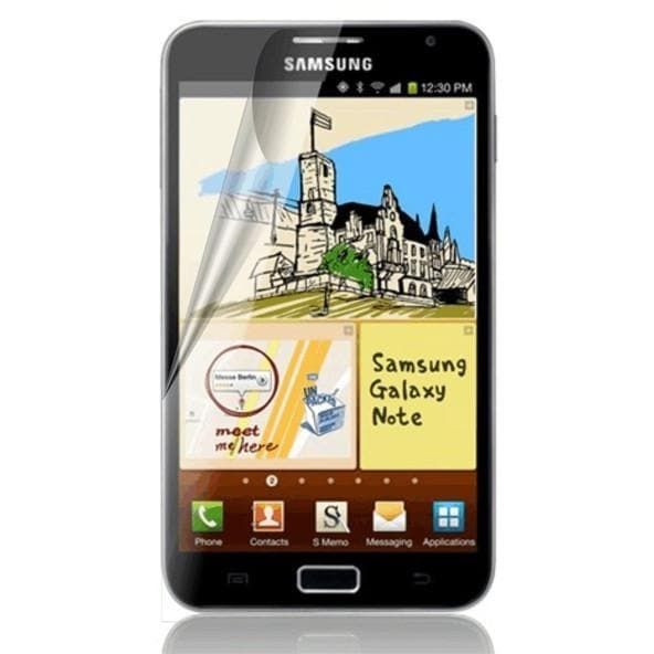6 Pack - Screen Protector - Samsung Galaxy Note - Quick Mobile Fix