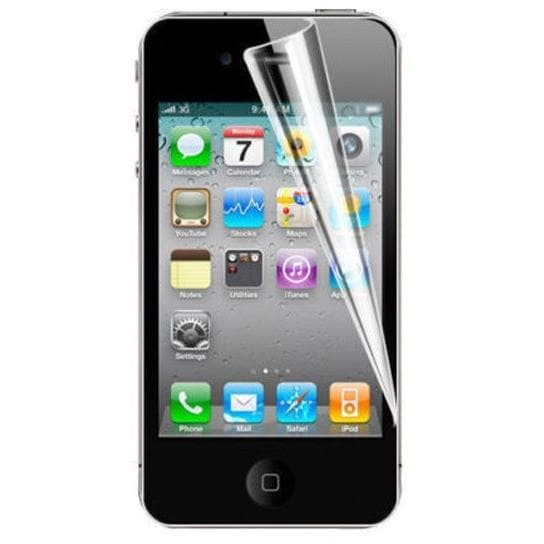 Screen Protectors - Clear LCD Screen Protector For IPhone 4 / 4S