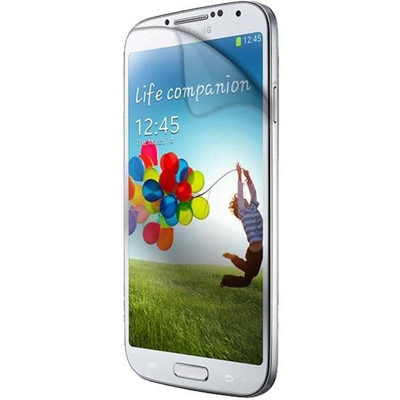 Clear LCD Screen Protector For Samsung Galaxy S4