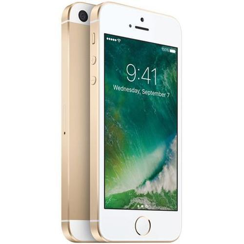 Apple iPhone SE Champagne Gold (16GB) - Unlocked - Good Condition