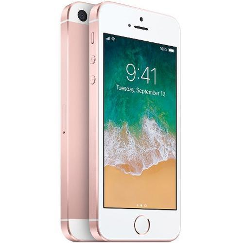 Apple iPhone SE Rose Gold - (16GB) - Unlocked - Pristine Condition