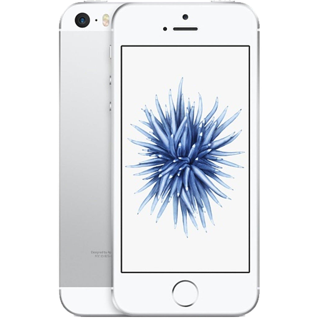 Apple iPhone SE (64GB) White / Silver - Factory Unlocked