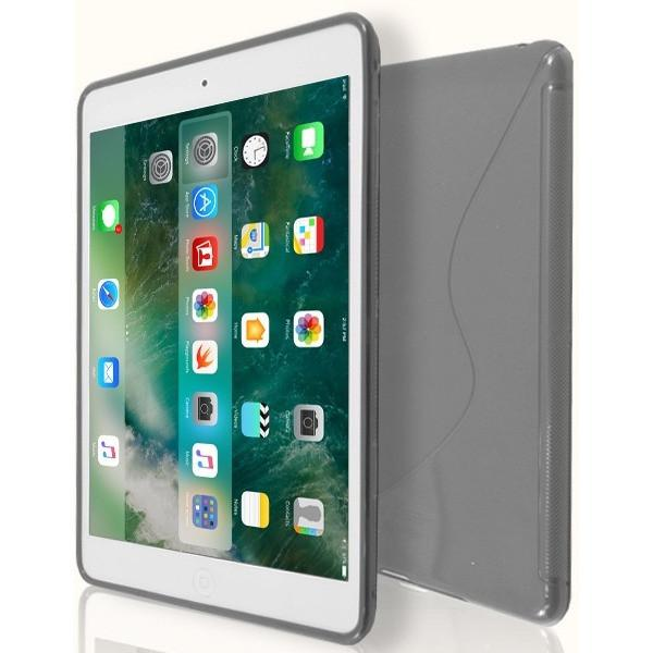 Apple iPad Mini 1, 2, 3 - Smoked S Line Silicone Case