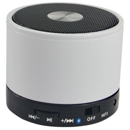 Speakers - White Bluetooth Wireless Mini Portable Speaker For Iphone Ipad Mp3