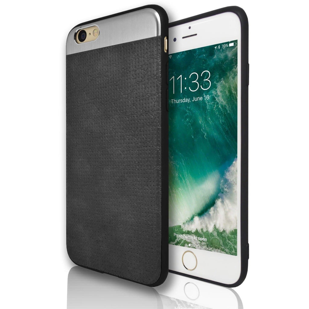 Apple iPhone 7 Wisdom Protective Silicone Case - Black