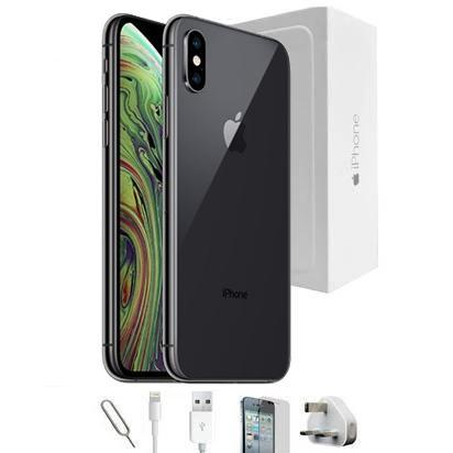 Apple iPhone XS - Space Grey - (512gb) - Unlocked - Grade A Full Bundle