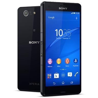 Sony Xperia Z3 Compact (16GB) - Black - Unlocked
