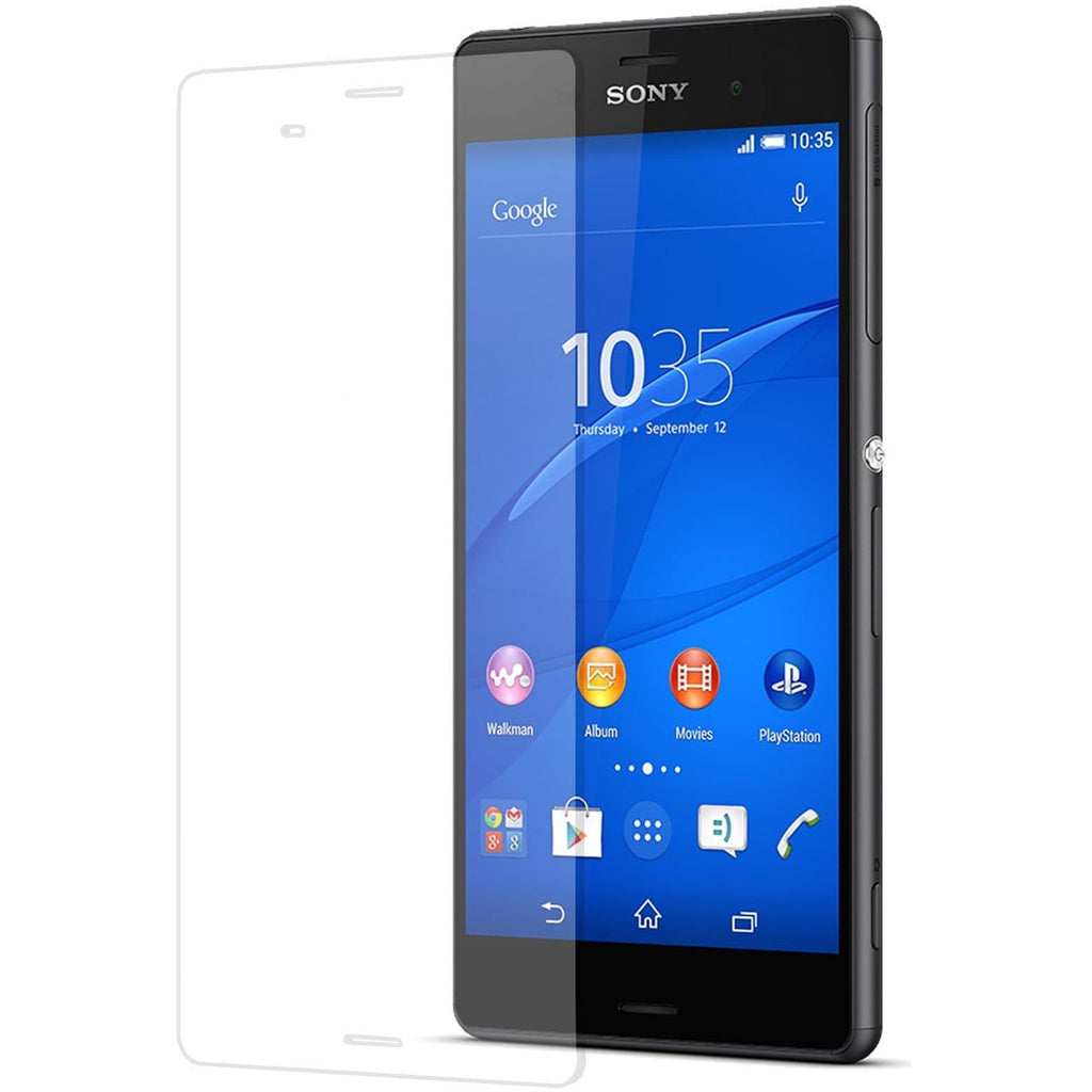 100% Genuine Tempered Glass Screen Protector - Sony Xperia Z3