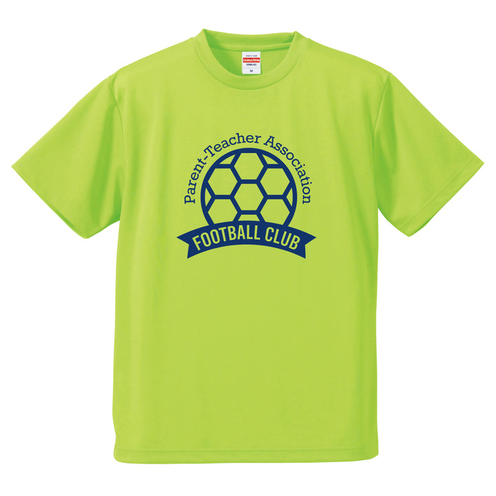 PTA サッカー Tシャツ ウェア 練習着に! F501 - apricot by office uns