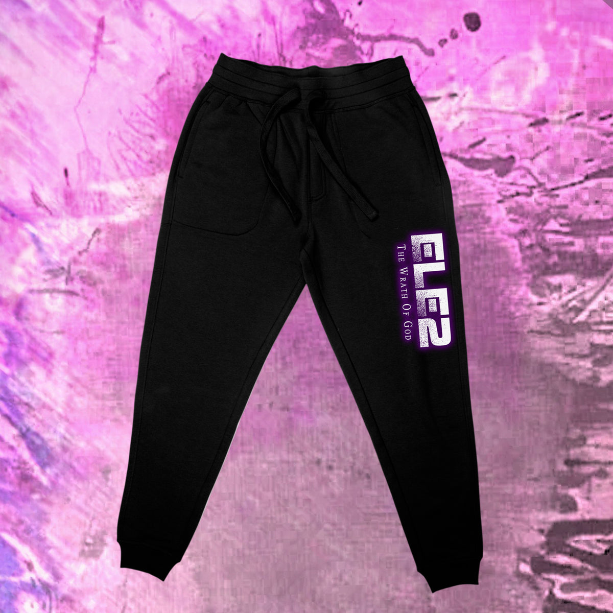 Doomsday - Black Joggers