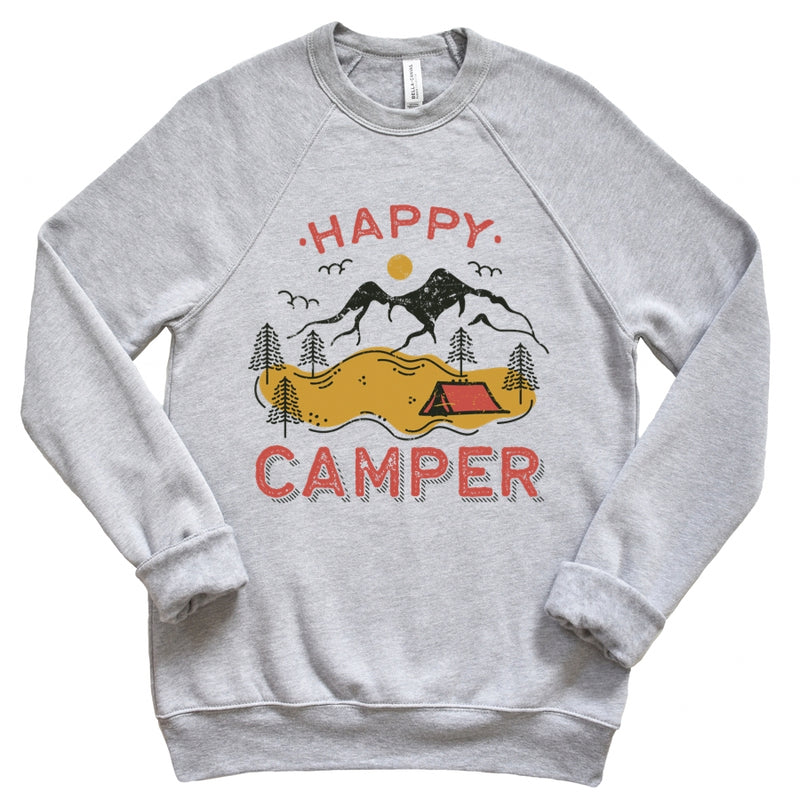 Happy Camper Sweatshirt