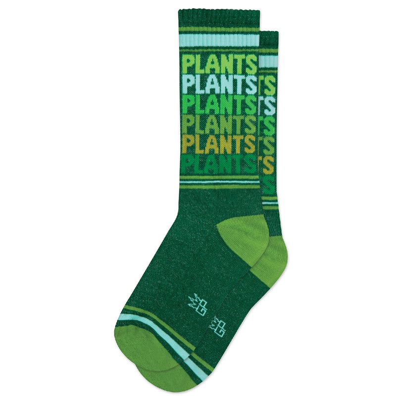 Plants Plants Plants Socks