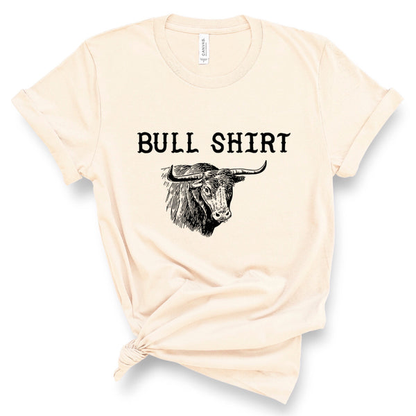 Bull Shirt Graphic Tee