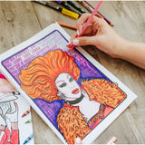 Drag Race Drag Queen Coloring Book
