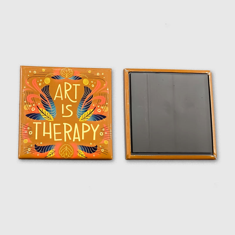 Art is Therapy Magnet