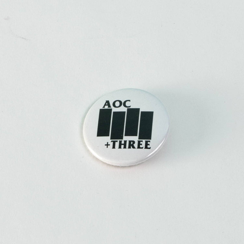 AOC Plus Three Button