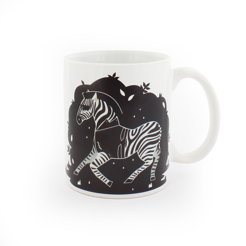 Fierce to Fabulous Heat Changing Mug