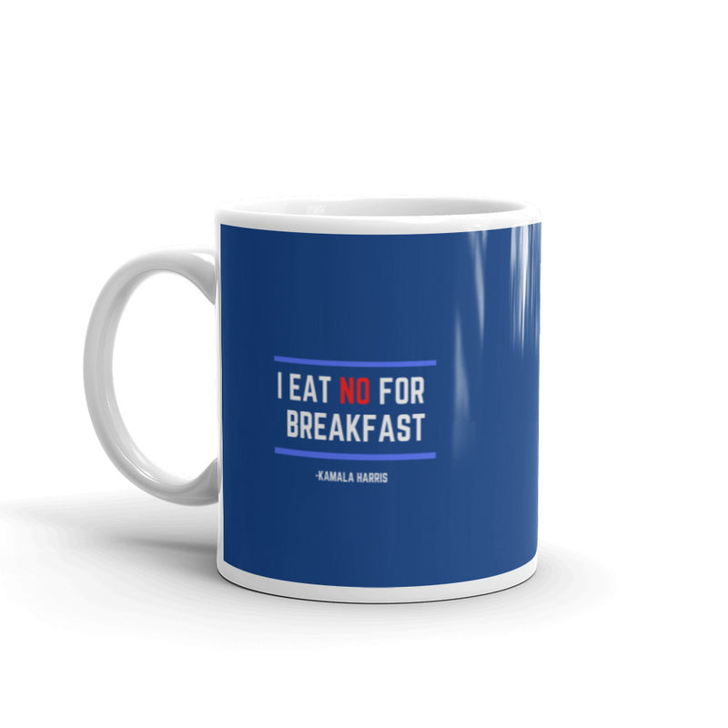 I Eat NO for Breakfast Mug