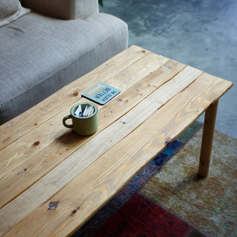 Green Bench Coffe Table