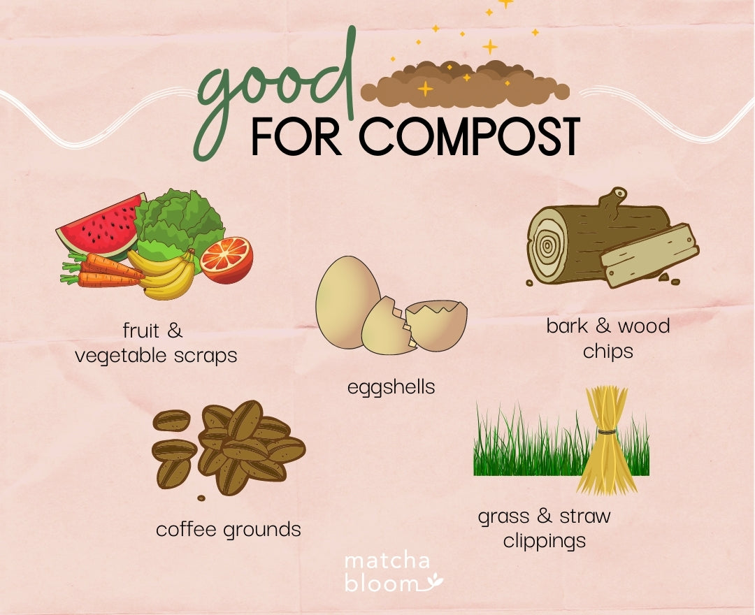 what's good for compost