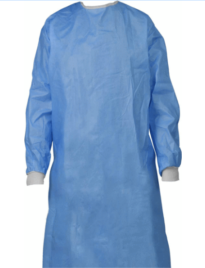 Disposable Sterile Safe Gown - Level 3