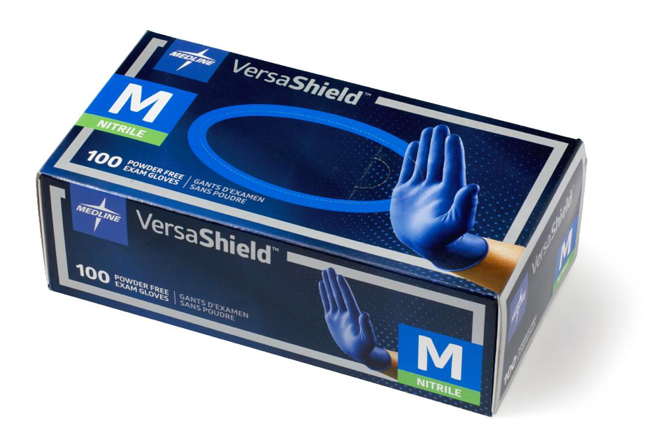 VersaShield Nitrile gloves