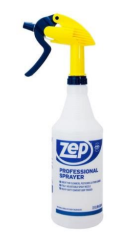 Zep - 32 spray bottles