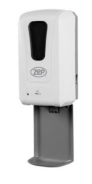 ZEP REFILLABLE TOUCH-FREE DISPENSER
