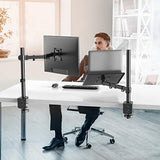 HNCM16 Laptop/Notebook Desk Mount Stand Mount for Monitor 15-32 inch