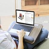 HNLD12 Laptop Desk Portable with Anti-Slip Strip