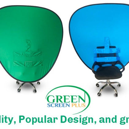 Our New High-Quality Green Screens Are Now Available!
