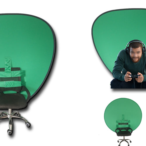 Green Screen for Zoom meeting and youtube videos and Youtubers