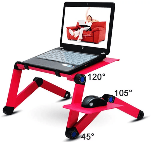 Portable and Adjustable Laptop Desk Table Multifunctional Folding Desk