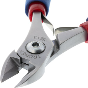 Cutters – Tronex Extra Large Oval, Razor Flush Edges (Standard Handle) • 5613