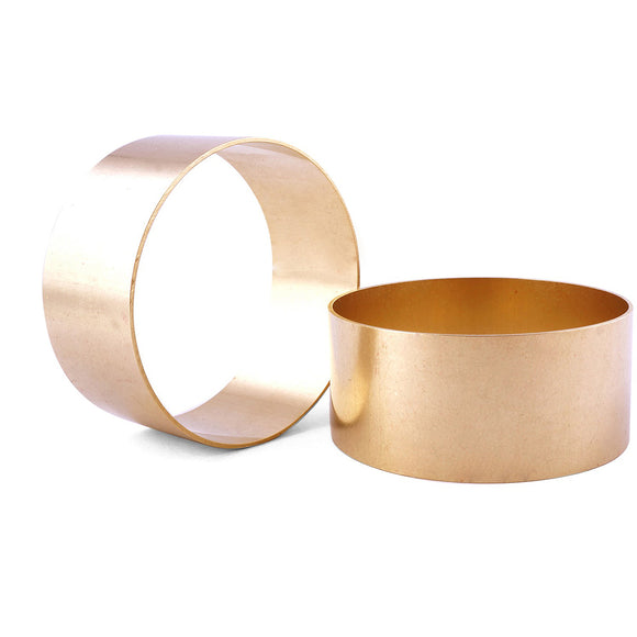 "Brass Form 50.8x22mm (2x7/8"") x1"