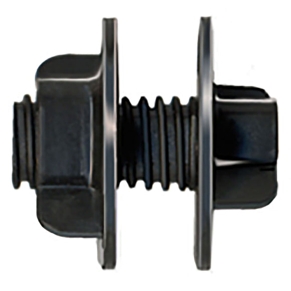 "Spindle Adaptor, Right Hand, Black, for Accessories with 3/8"" Arbor Hole"