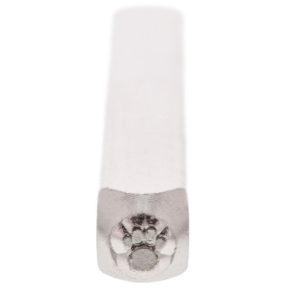ImpressArt - Design Stamp, Paw Print, Small (3mm)