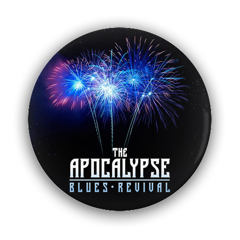 Fireworks Pin-Back Buttons