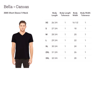 Logo and Symbol V-Neck Shirts