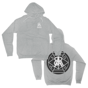 Monochrome Logo and Symbol Hoodies