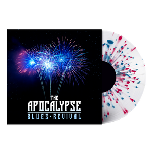 The Apocalypse Blues Revival Limited Edition Splatter Vinyl
