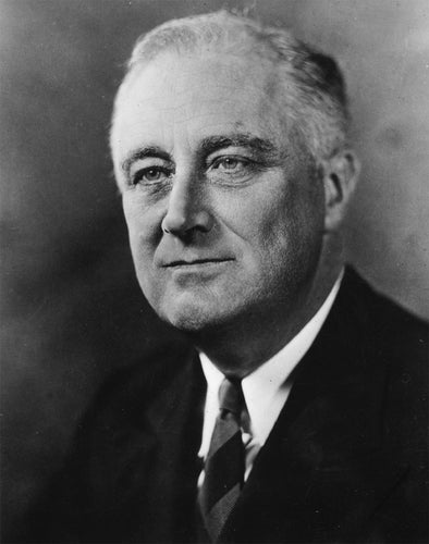 Franklin D. Roosevelt Diamond Painting - Diamond Painting Deutschland