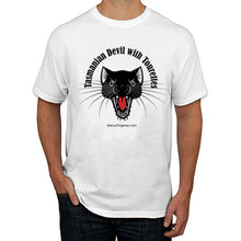 Load image into Gallery viewer, Tasmanian Devil With Tourettes T-Shirt