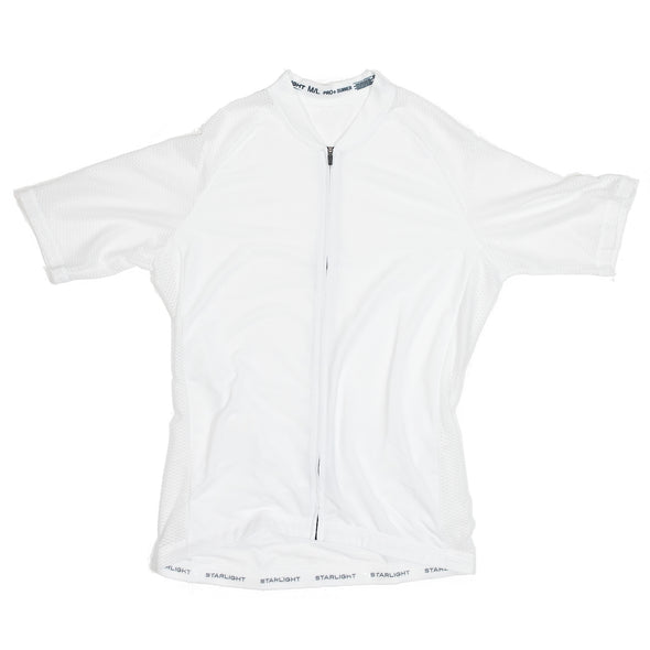 Pro Summer Low Collar White