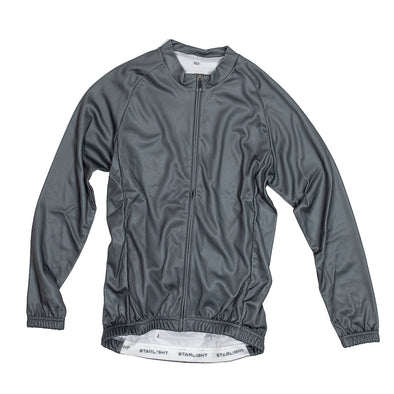 Youth Long Sleeve Jersey Gray