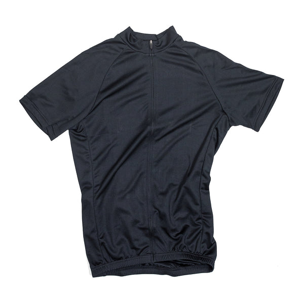 Women's Race Jersey Black