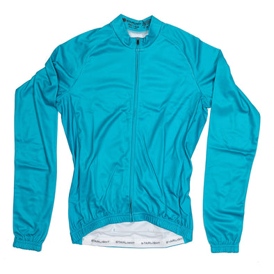 Winter Jersey Teal
