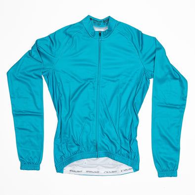 Women's Winter Jersey Teal